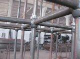 Andamio durable seguro del sistema de Cuplock para el edificio