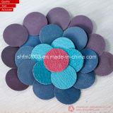 Cerami, Zirconia, Aluminum Oxide Roloc Disc (distributore di Vsm)