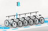 Sistema público del campus inteligente público de la Bici-
