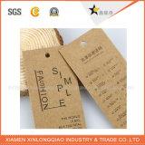 Preiswerte kundenspezifische Papierschwingen-Marke verweisen