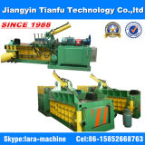 Y81q 1350 eliminam para a frente o metal que recicl a prensa hidráulica da máquina para Ubc