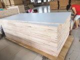1220*2440mm White Matt Surface B/B HPL Falcata Core Blockboard