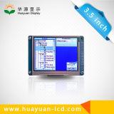320*240 (Wqvga) 3.5 monitor do carro da visualização óptica da polegada TFT LCD