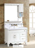 Module de salle de bains antique de la vanité de salle de bains de PVC/PVC