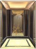 Lo specchio di alta qualità dell'elevatore dell'elevatore del passeggero ha inciso Aksen Ty-K133