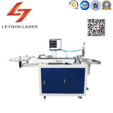 Especialização na produção do laser automático da impressão e do empacotamento do dobrador do computador máquinas dos cutelo do computador do molde da faca