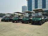 4 тележки оборудования гольфа пассажиров дешевых от Кита