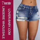 Signora Woman Short Denim Jeans (L461) di modo