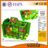 Vasiaの商業子供の柔らかい屋内運動場(VS1-160122-136A-33)
