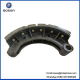 9 Holesの自動Spare Parts Brake Shoe