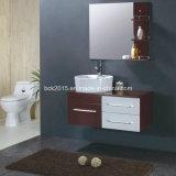 Vanità moderna W-60 del Governo di stanza da bagno del MDF di stile di modo di Bck