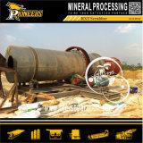 Pequeña lavadora del oro del fango de la arena del depurador pesado del tambor rotatorio