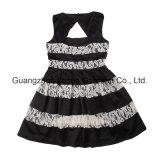 Robe de lacet de dames Muiti de vêtement de mode de femmes