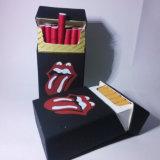 Cassa di sigaretta impermeabile personalizzata vendita calda del silicone di disegno