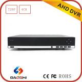 Nouvelle télévision en circuit fermé DVR H 264 de l'arrivée 720p P2P HDMI 4CH