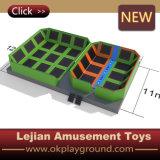 Trampoline de salto de grande resistência da qualidade do equipamento do parque de Amusment da aventura (TP1501-4)