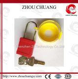 Cadeado seguro material de nylon Non-Conductive com projeto do OEM