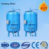Trattamento preparatorio multimedio industriale dell'acqua dei sistemi del filtro da acqua