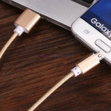 TPE novo 2 em 1 USB Data Wire Charging Cable de Android/Apple