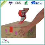Nastro adesivo dell'imballaggio di colore di sigillamento BOPP della casella