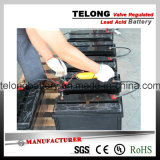 12V Solar Battery-12V 100ah-Deep Cycle Lead Acid Battery