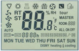LCD/TFT Monitor mit widerstrebendem Fingerspitzentablett 240X64