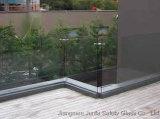 Tempered стекло для ограждать сада