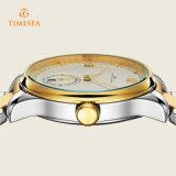 Montre-bracelet imperméable à l'eau 72289 d'affaires de montre automatique de luxe de Mens