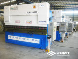 Máquina de dobra hidráulica We67k-100t/3200mm do CNC
