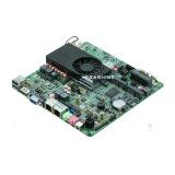 1037u 2 COM6 USB-Doppelgigabit LAN-ultra dünnes Motherboard Mini-Itx