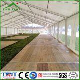 Tienda de madera los 20m del pabellón del partido del acontecimiento del suelo