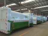 Caminhões de lixo da compressão com 360kn