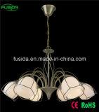 Lampadari a bracci a cristallo della fabbrica moderna per il salone