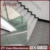 Spigot (DMS-B21199)를 가진 주문을 받아서 만들어진 Frameless Glass Railing