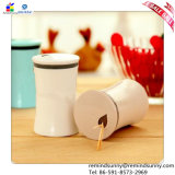 10*7cm Lovely Apple Plastic Automatic Toothpick Box