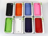 Caso de la carga de batería de la batería de la potencia externa para el iPhone 5 (HB-106)