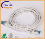Steckschnür des Plattfisch-Prüfungs-Netz-Kabel-UTP 24AWG Ampere CAT6