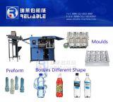 Kleine Flasche, die Maschine - Flaschen-Blasformen-Maschine herstellt
