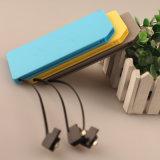 Cargador de batería portable banco de la energía de 10000 mAh para Smartphones