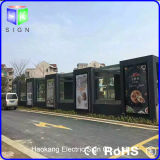 winkelcomplex LED Advertizing Billboard Display Panel met LED Sign Board