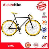 La bici fissa poco costosa di vendita calda della pista della bici della bici MTB dell'attrezzo 700c della bici dei prodotti nuovi della strada velocità grassa della bici di singola con Ce tassa liberamente