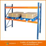 Estante selectivo de la plataforma del almacén de acero resistente Q235 del metal
