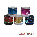 LED Flashing Light를 가진 Bluetooth Mini Speaker