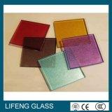 Vidrio pintado para el aparato electrodoméstico con diversos colores