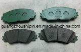 Ceramic auto Brake Pads para Toyota (04465-02220)