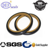 Teflon Rod Step Seals para Groove Gsj
