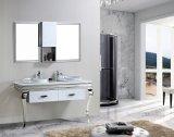Meubles de salle de bains en acier inoxydable