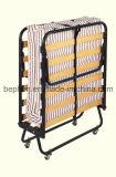 접히는 침대 단 하나 접히는 침대 접히는 침대는 매트리스 40007p2를 가진 침실 가구 금속 접히는 침대를 디자인한다