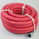 "Rotes Yellow 3/4 "" X 100FT Rubber Air Jackhammer Hose"