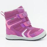 Обувь детей напольная Hiking с водоустойчивыми ботинками